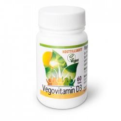 Vegovitamin D3 60st