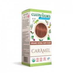 Örthårfärg Caramel 100g EKO