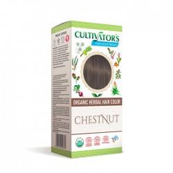 Örthårfärg Chestnut 100g EKO