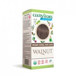 Örthårfärg Walnut 100g EKO