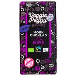 Choklad Kakaonibs 85g EKO