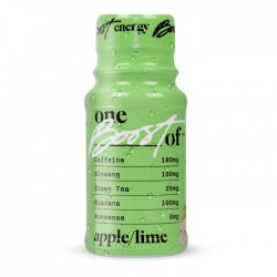 BOOST by Carly's Apple Lime...