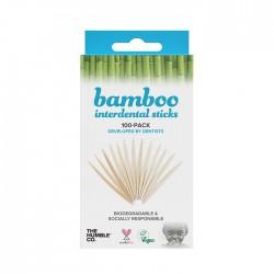 Bambu Tandpetare 100st