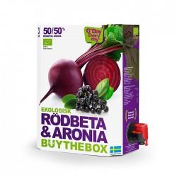 Rödbeta & Aronia BIB 3l EKO...
