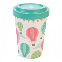 To-Go Mugg Bambu Luftballonger