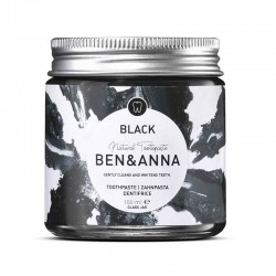 Tandkräm Black Flourfri 100ml