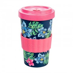 To-Go Mugg Bambu Tropical