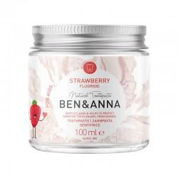 Tandkräm Strawberry + Flour...