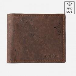 Plånbok Vikbar RFID Säker