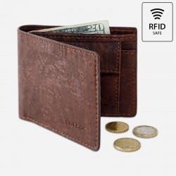 Plånbok Vikbar m. Myntficka...