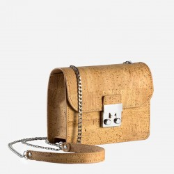 Kork Mini Crossbody Väska