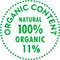 ECO Veganhuset 11%