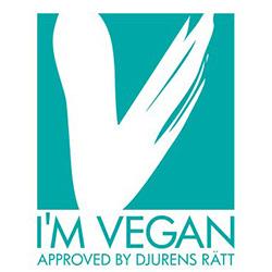 Im Vegan Djurens Rätt Logo