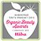 Organic Beuty Awards Veganhuset